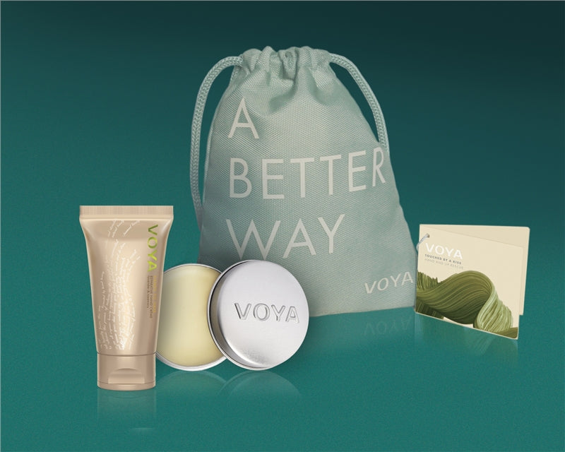 Voya Touched by a Kiss - Gift Set in Pouch Bag