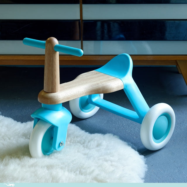 Roll' It - Blue Ride On Tricycle