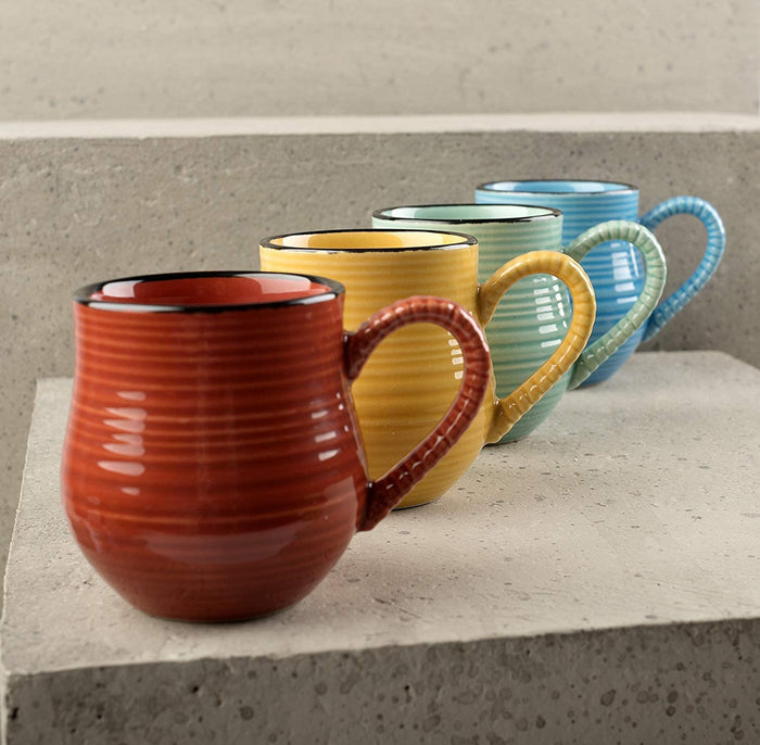 Core Brights Colour Espresso Mugs - Set Of 4