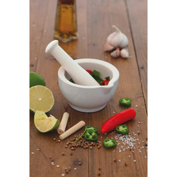Home Made Mortar and Pestle Set