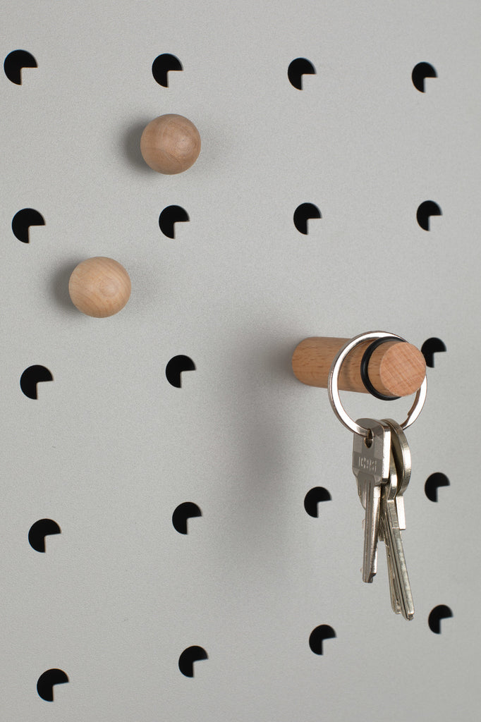 Bundy Pegboard - Grey