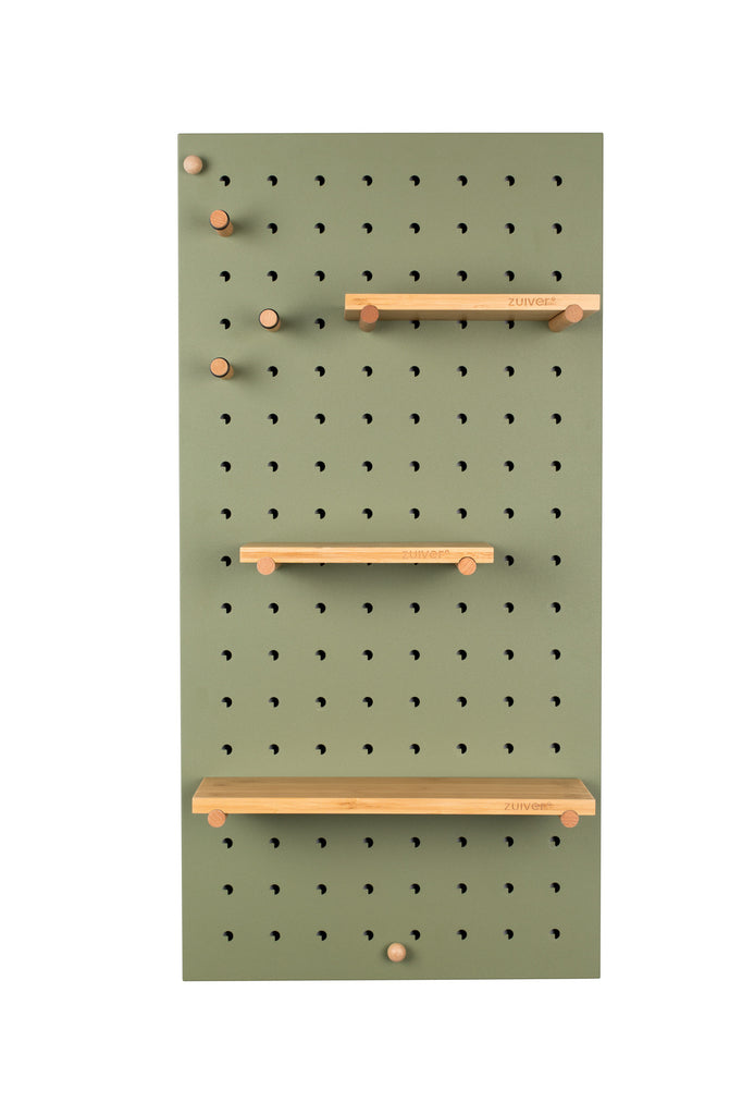 Bundy Pegboard - Green