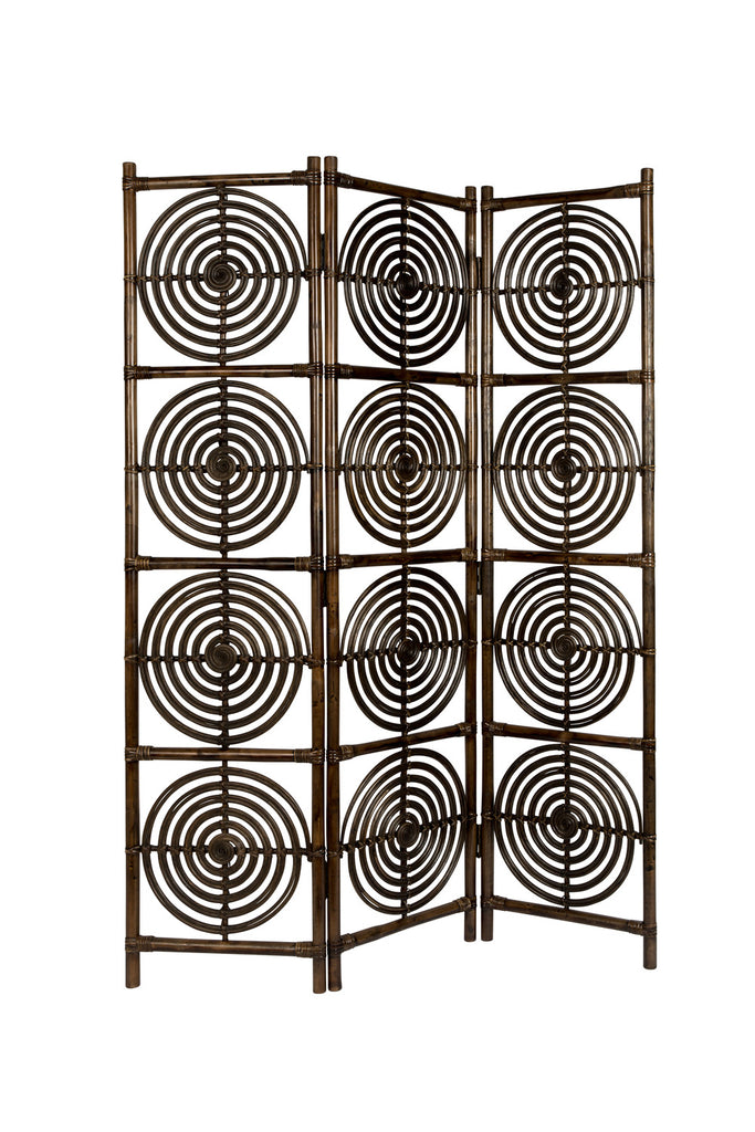 Rumour Room Divider - Brown