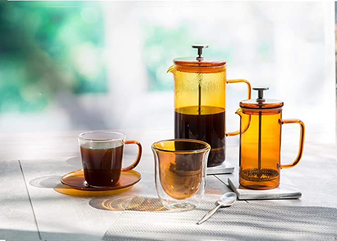 Amber 3 Cup Cafetière