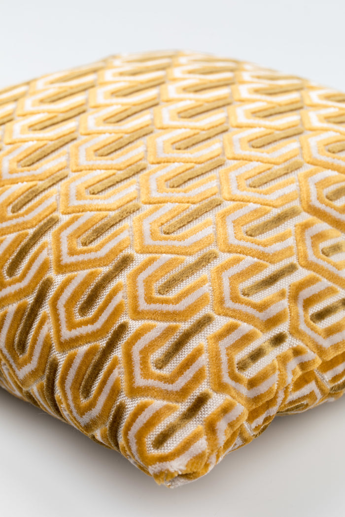 Beverly Pillow - Yellow