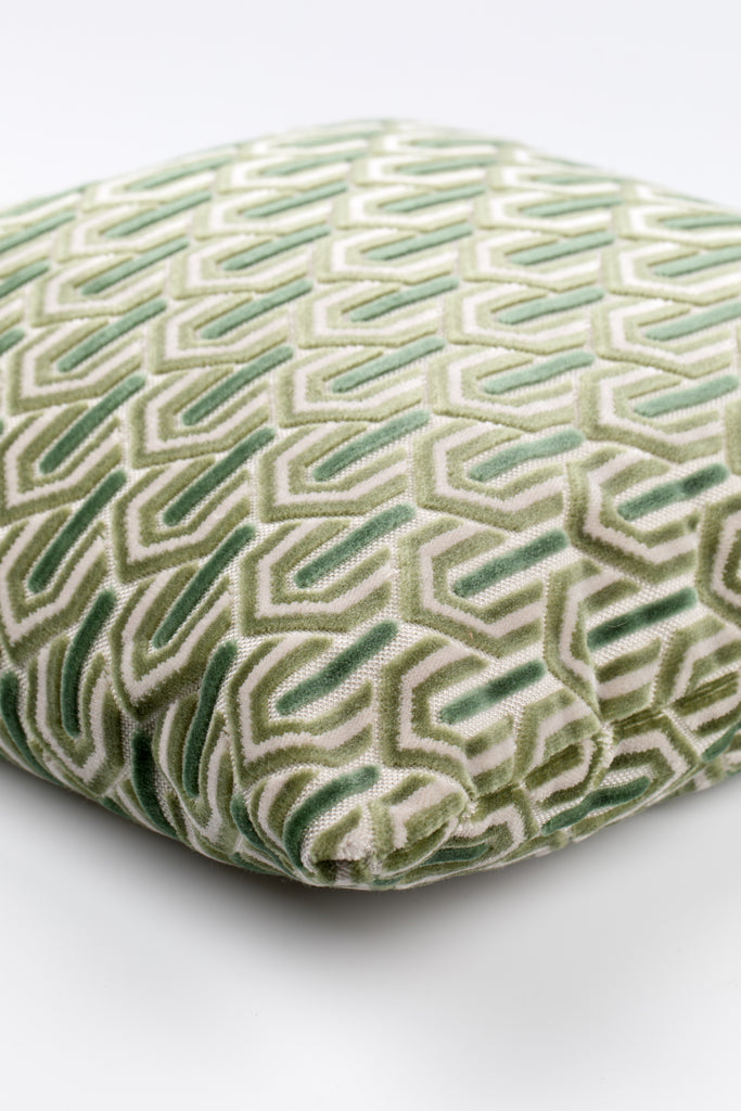 Beverly Pillow - Green
