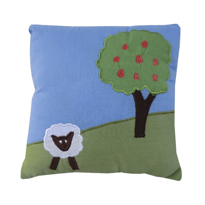Farmyard Sheep Cushion