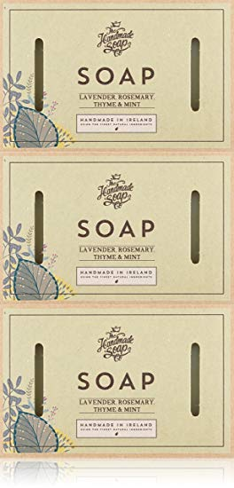 3 Pack Lavender Soap Bar