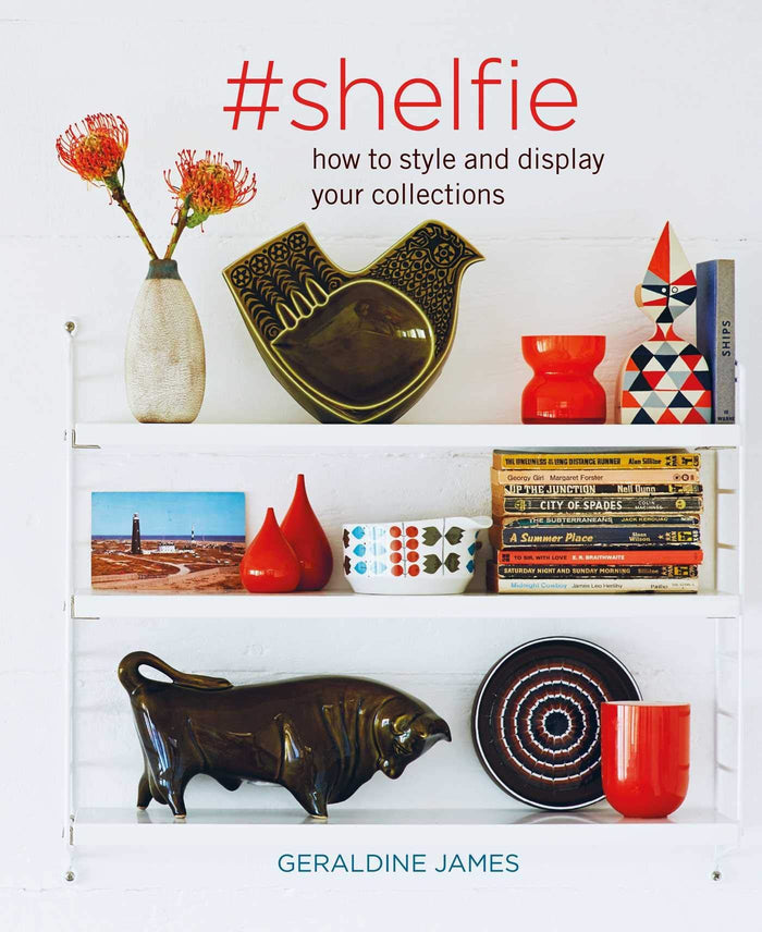 How to Style and Display Your Collection: Shelfie