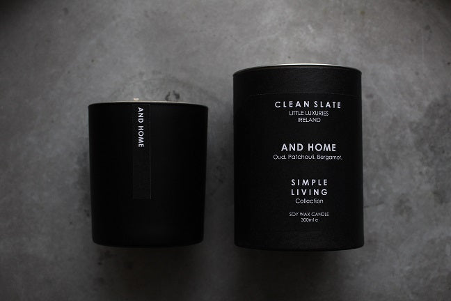 And Home Candle