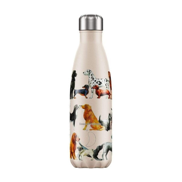 Chilly's Emma Bridgewater Dogs Style Bottle - 500ml