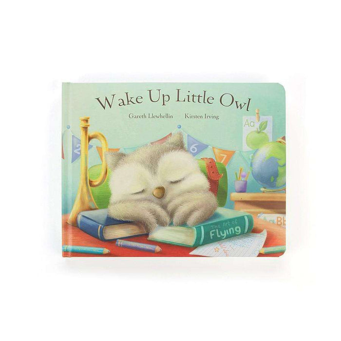 Wake Up Owl Book