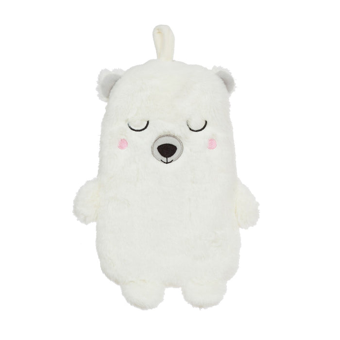 Nanook Polar Bear Hot Water Bottle