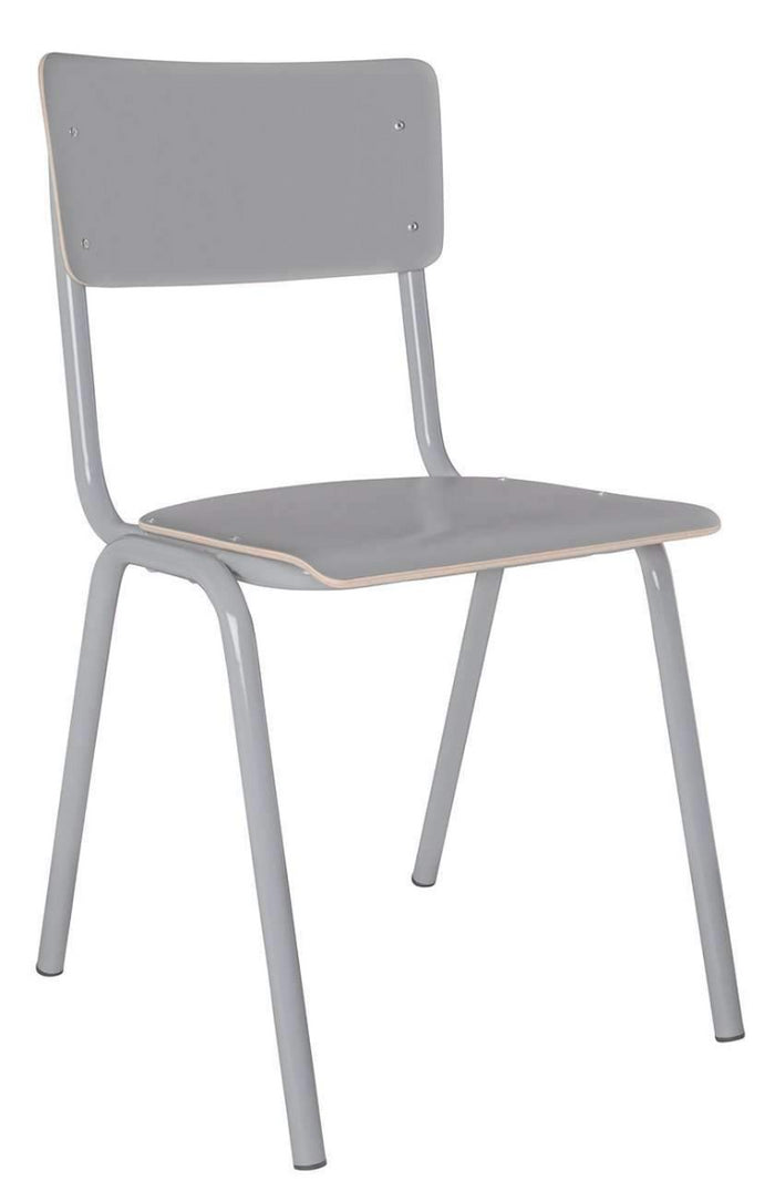 Back to School Chair - Grey
