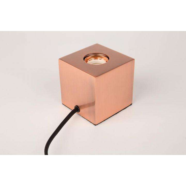 Bolch Table Lamp - Copper