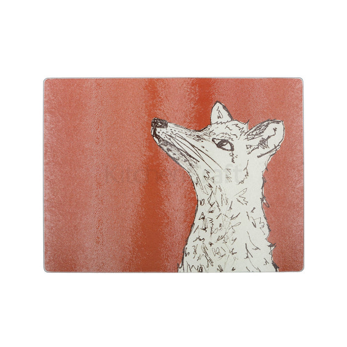 Wild Fox Work Surface Protector