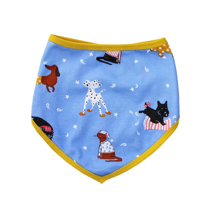 Cats & Dogs Bib