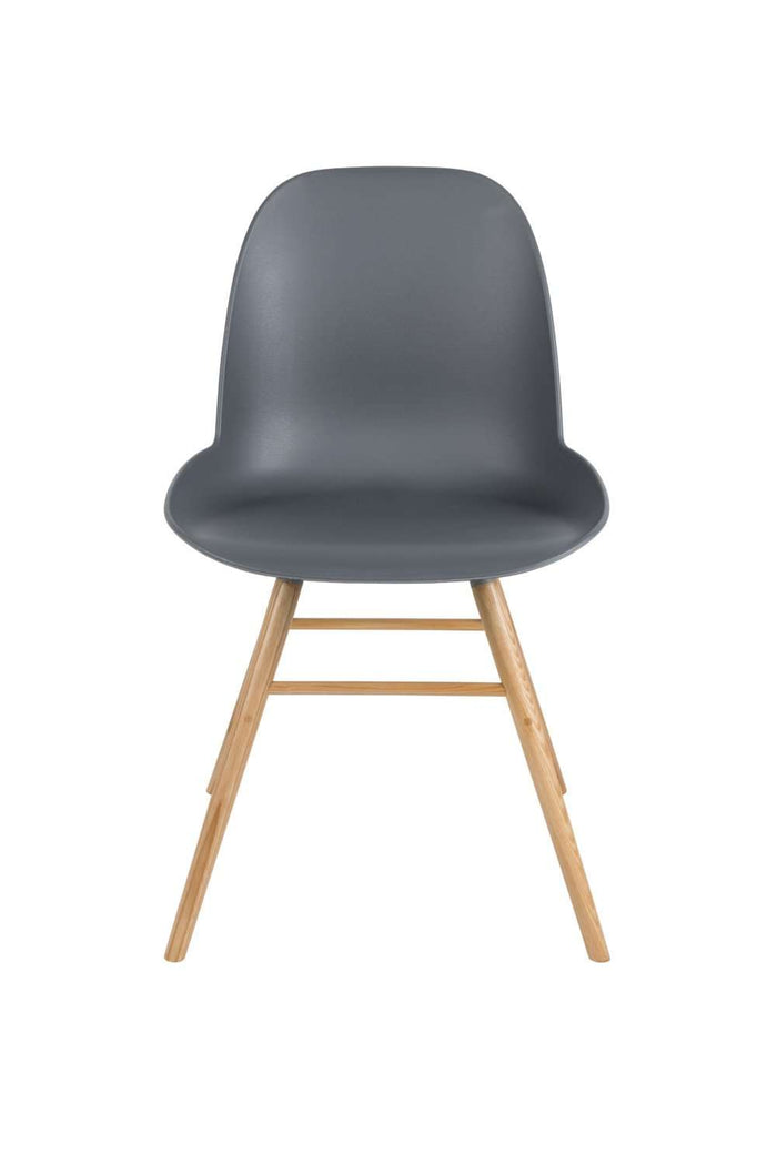 Albert Kuip Chair - Dark Grey