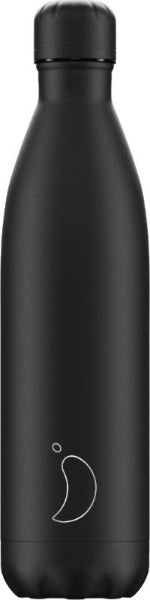 Chilly's All Mono Black Bottle - 750ml