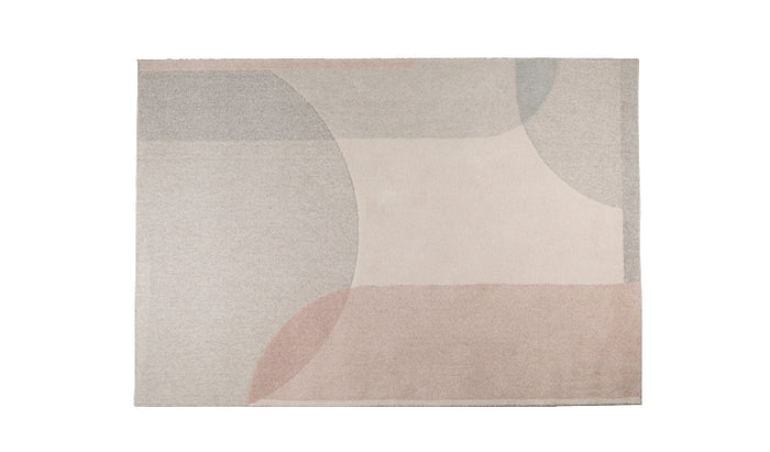Dream Carpet - Natural & Pink 200 x 300cm