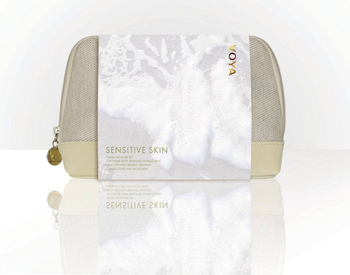Voya Facial Starter Set for Normal/Sensitive Skin