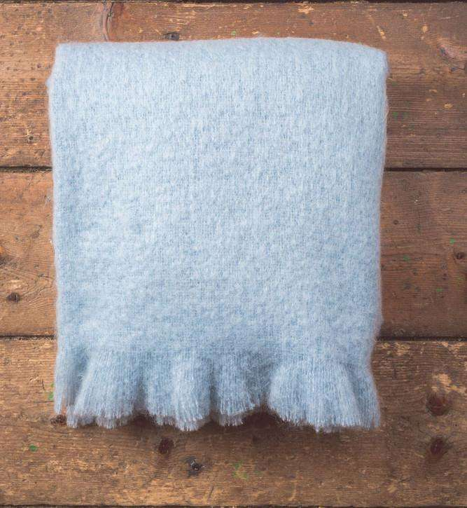 Parma Mohair Throw