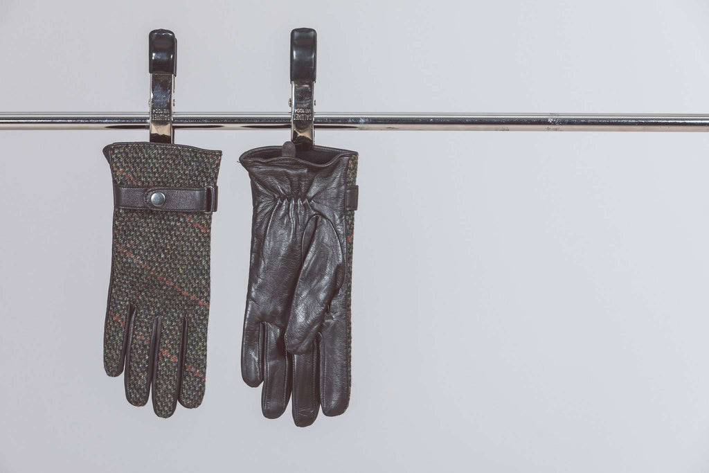 Ladies Donegal Tweed Glove