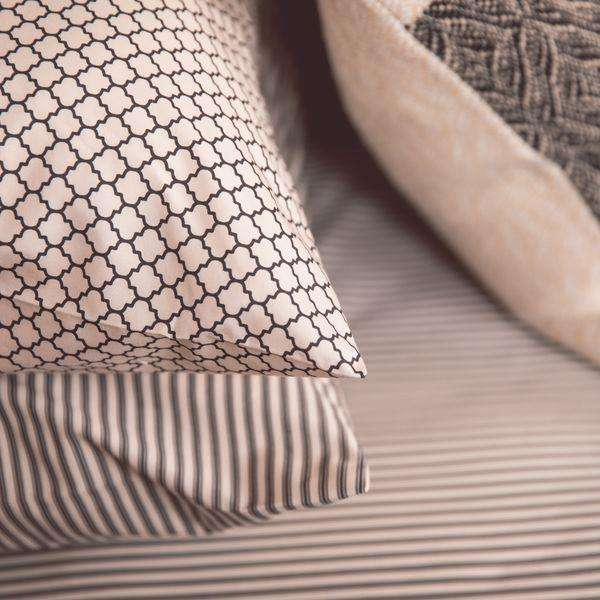 Ethnic Honeycomb Duvet Cover