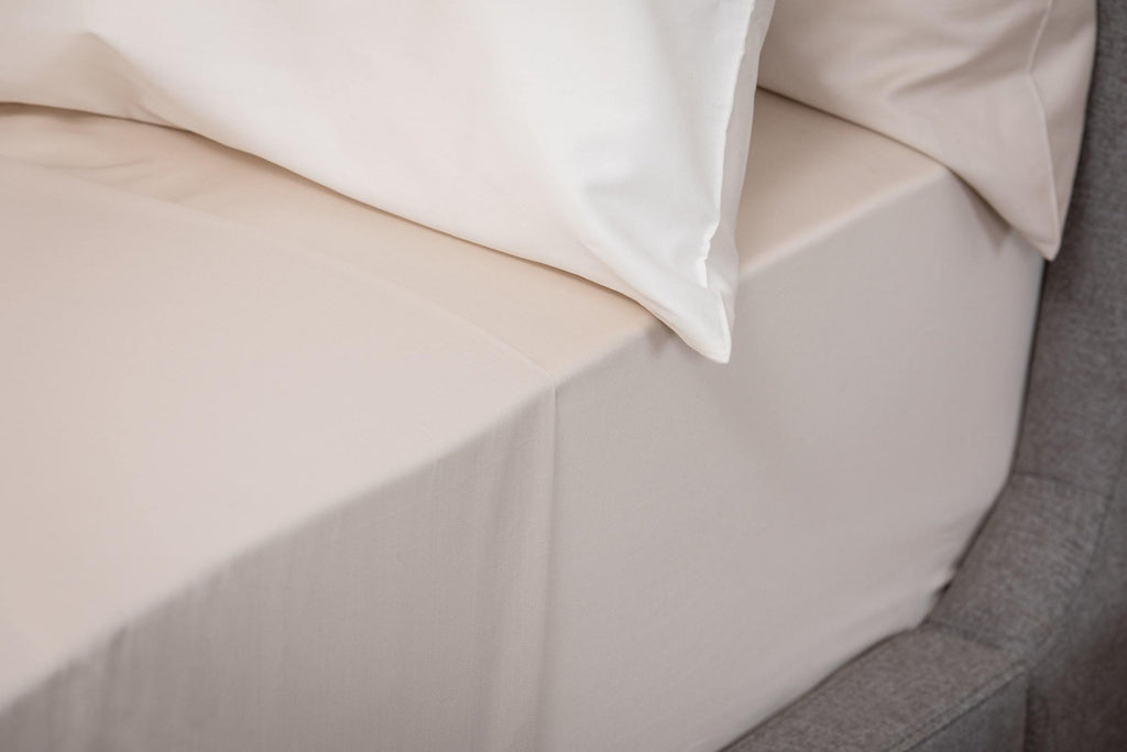 Champagne Sateen Luxury Bed Bundle