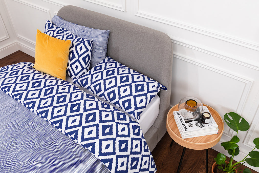 Random Stripe Duvet Cover