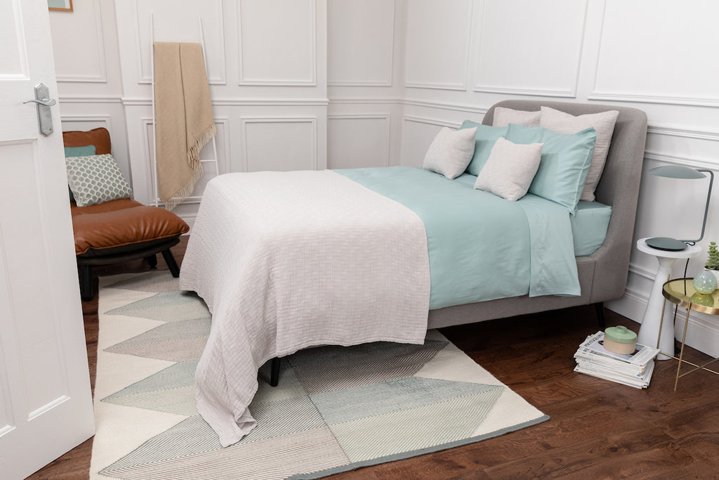 Neutral Bedspread