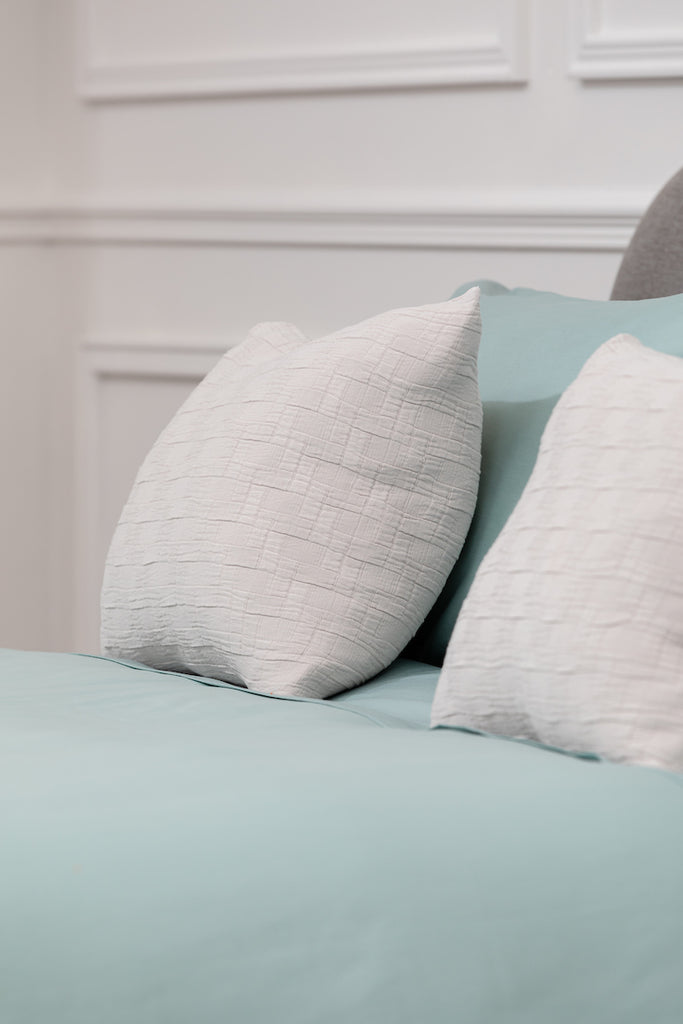White Cushion Cover - Single