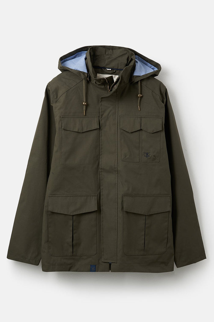 Lighthouse Grayson Jacket - Olive Night
