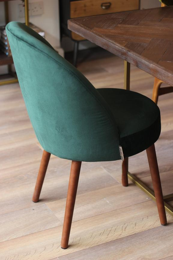 Barbara Chair - Green - SALE