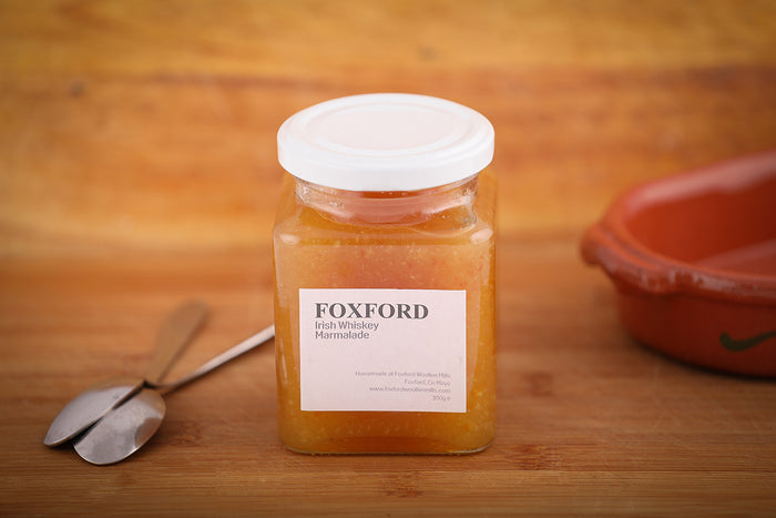 Foxford Irish Whiskey Marmalade
