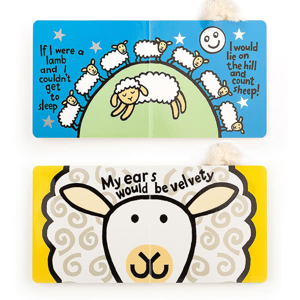 If I Were a Lamb Book