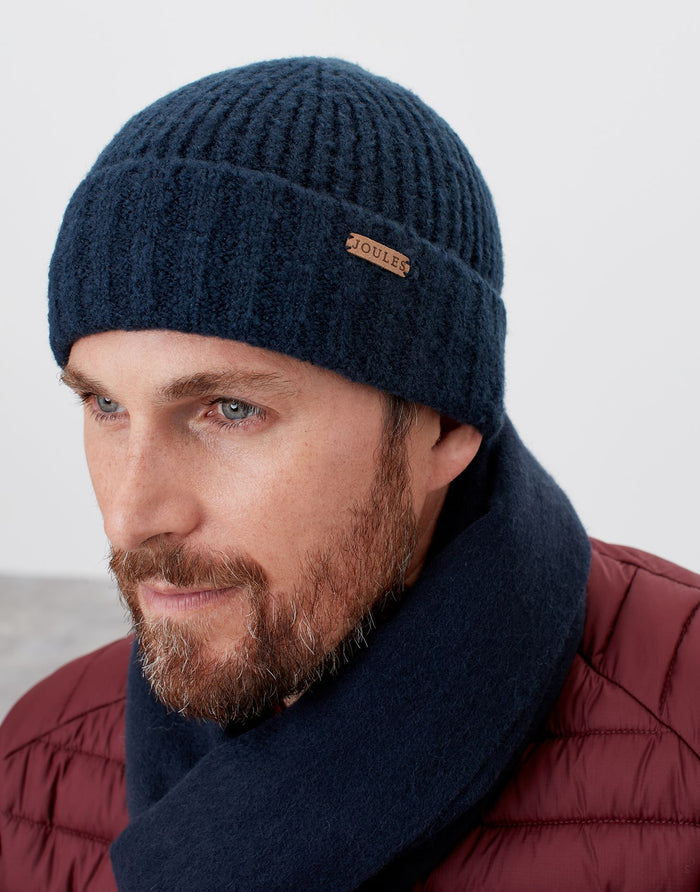 Joules French Navy Bamburgh Hat