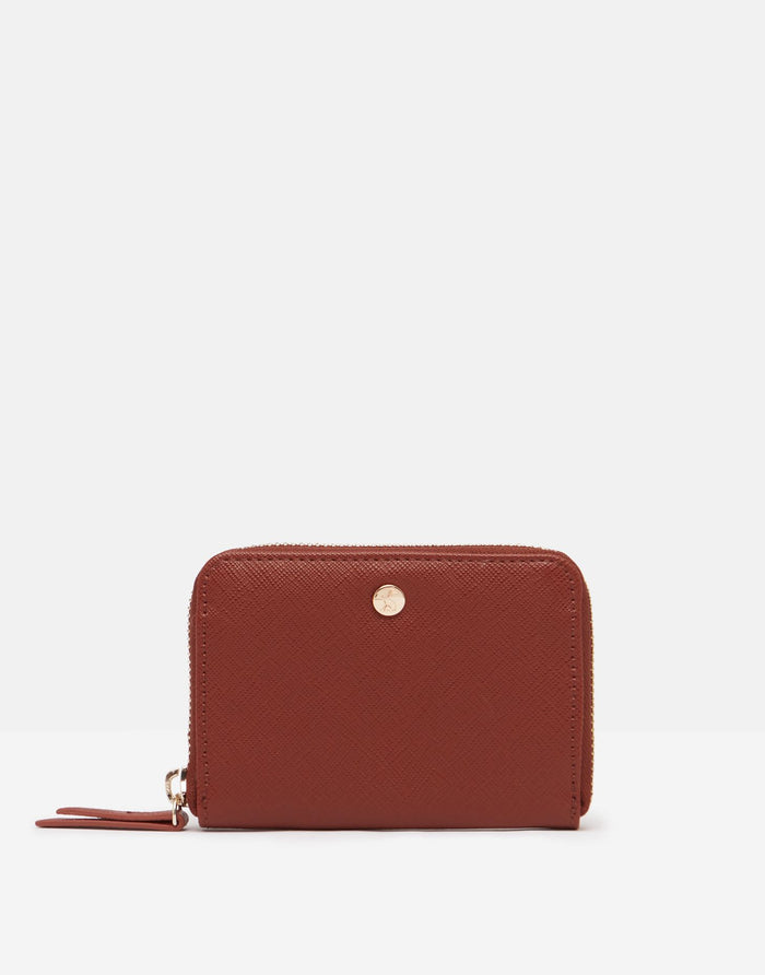 Joules Trent Mini Purse- Tan