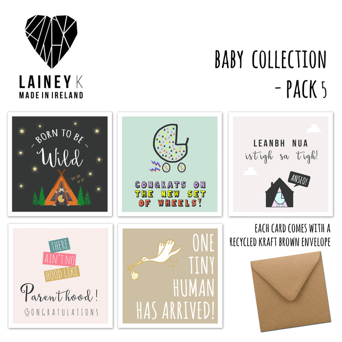 Baby Collection - Greeting Card Pack
