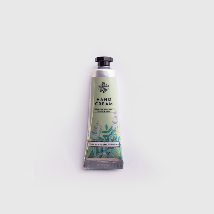Lavender, Rosemary, Thyme & Mint Hand Cream