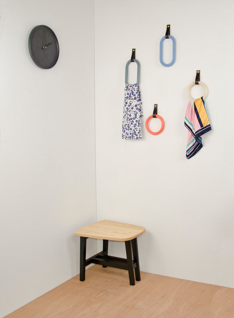 Loop Oval Wall Hooks