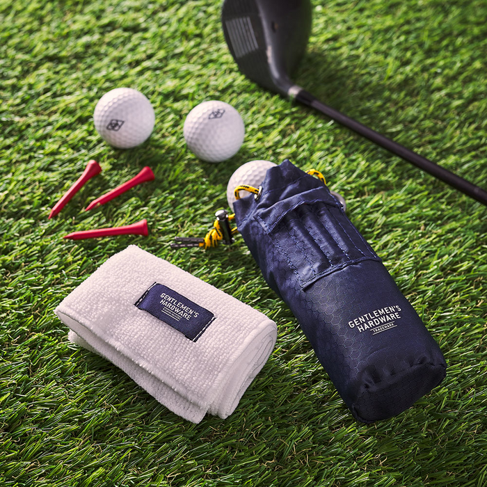 Gentlemen's Hardware Golfer's Accessory Set