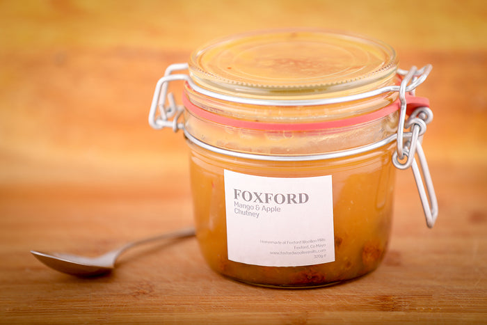 Foxford Mango & Apple Chutney