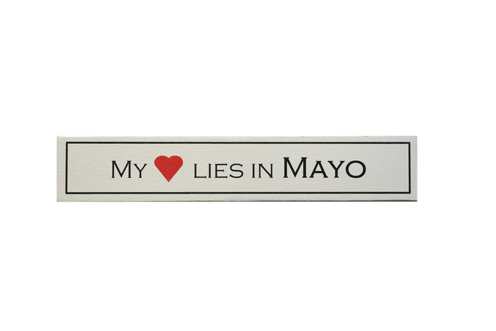 My (Heart) Lies In Mayo - Wit With Wisdom