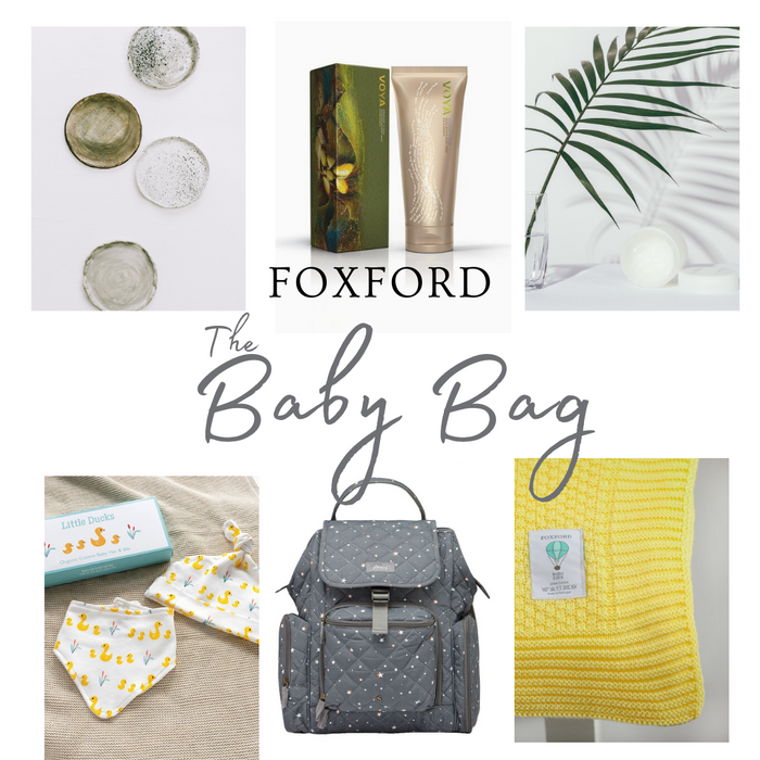 Foxford - The Baby Bag - Grey