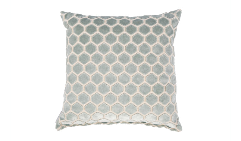 Monty Cushion - Light Blue