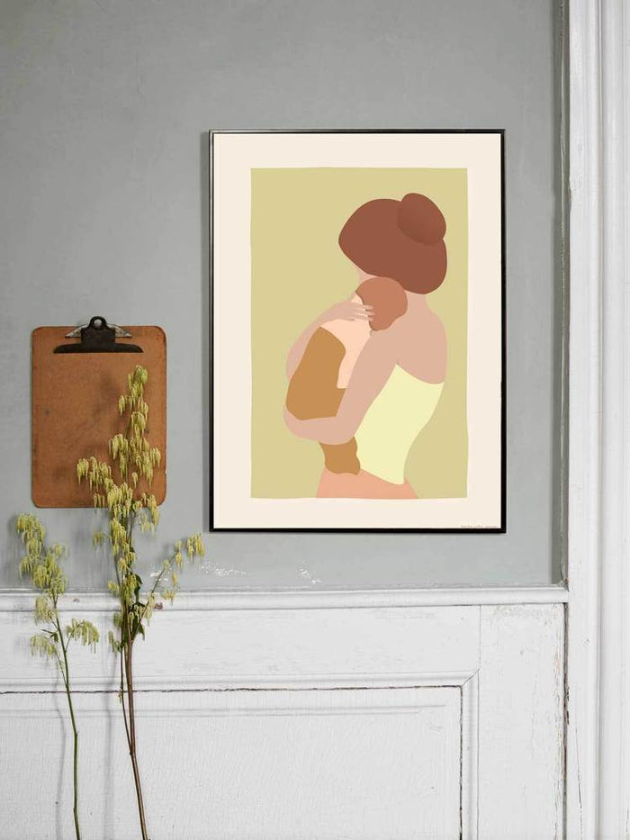 Motherhood - Poster with Frame