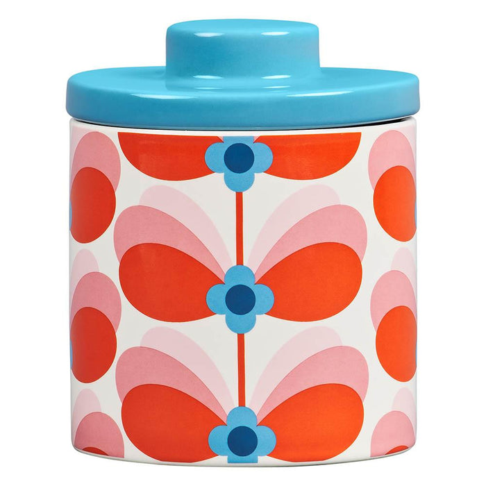 Orla Kiely Large Butterfly Stem Storage Jar