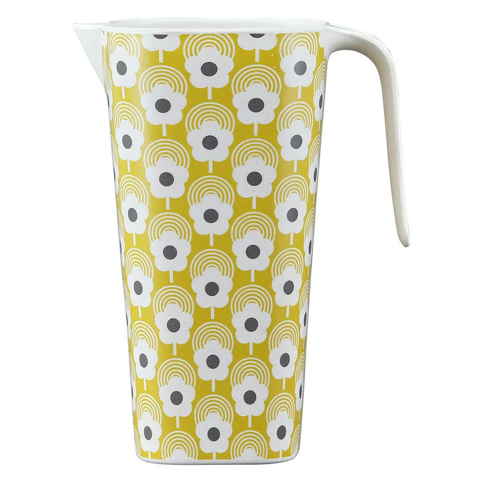 Orla Kiely Corn Lollipop Flower Bamboo Jug
