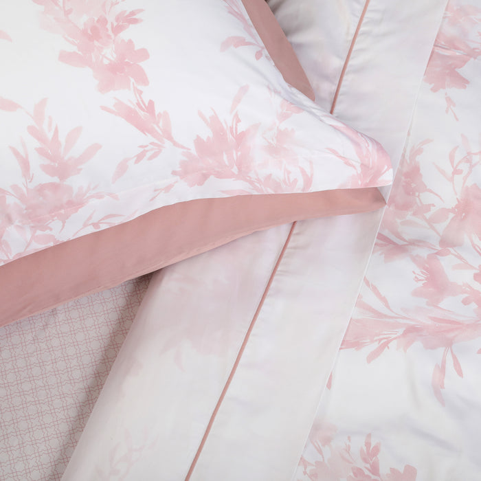 Pink Floral Bed Bundle